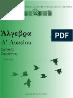 Άλγεβρα Α' Λυκείου.pdf