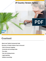 Sap Turkey Localization