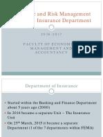 Insurance Department Degree .pdf