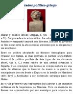 Alcibíades Político Griego