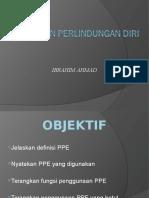 Penggunaan PPE