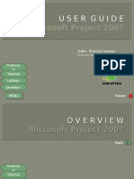 Tutorial Ms Project 2007 Interaktif - Khoirul Umam