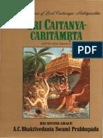 Sri Caitanya Caritamrita Antya lila vol.3
