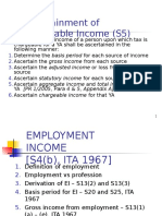 Topic 3 Employment Income Part I