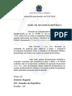 """Celso Três e as """"10 medidas contra a corrupção"""""""