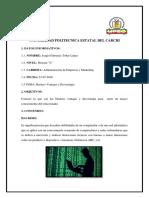 Informe de Los Hackers