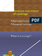Topic 7 - Financial Leverage - Part 1