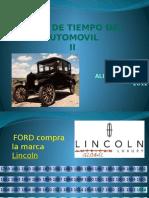 Linea de La Historia Del Automovil 2
