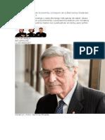 Entrevista Robert Lucas Premio Nobel