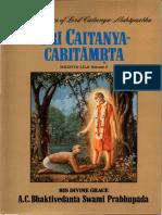 Sri Caitanya Caritamrita Madhya lila vol.8