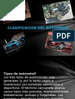 Clasificacion de Automoviles LOVM