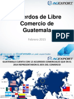 Acuerdos Comerciales de Guatemala (1)