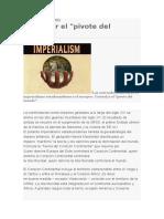 ºGEOPOLITICA Controlar El Pivote Del Mundo. Ángeles Maestro