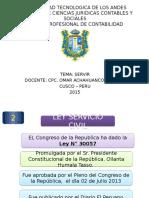 313500618-Ley-Servir-Exposicion-Nº-1.pptx
