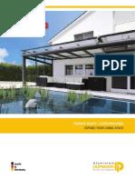 Terrace Roof Brochure