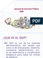 SNIP_INVERSION PUBLICA.ppt