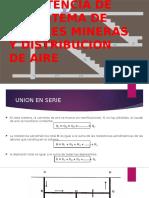 Resistencia de Un Sistema de Labores Mineras