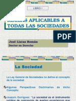 03a La Ley General de Sociedades