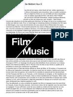 Gaumont Et Pathé Se Mettent Aux E