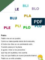 grupos consonanticos