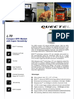 L70 GPS Module Specification 20120713