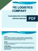 Pacific Logistics Company - Brochure