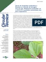 Fungicidas Protetores Na Soja