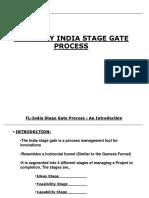 Stage Gate Presentation
