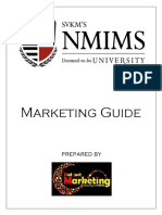 Marketing Dossier