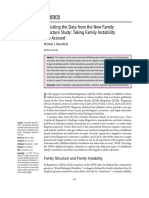 Rosenfeld 2015 Revisiting the Data from the New Family Structure Study- Taking Family Instability into Account.pdf
