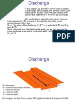 River Discharge