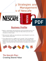 Nescafe Ppt Final