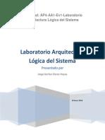 Laboratorio Arquitectura Lógica del Sistema.pdf