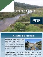 Aula 2008 1 - Introdução Hidrologia e Usos