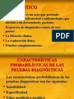 PRUEBAS DIAGNOSTICA
