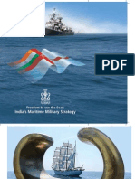 India's Maritime Military Strategy