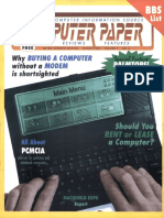 1993-03 the Computer Paper - Ontario Edition