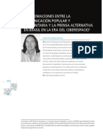 Comunicacion Popular y Alternativa