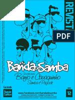 Revista Banda Do Samba Edição 12