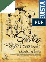 Revista Banda Do Samba - Dicionario de Acordes