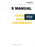 SingleTact Manual