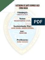 TRABAJO Del Espanol en America y Espana