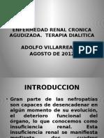 Enfermedad Renal Cronica Agudizada