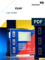 dnb Ct Analyzer User Manual