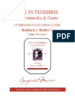 Companion Studies Guide Canto I-Cantica V
