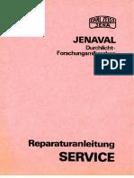 Zeiss Jenaval - Reparaturanleitung