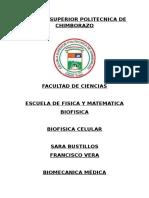 Biomecanica Medica