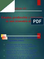 Capitulo 7 Empleo Produccion Demanda en Economia Abierta