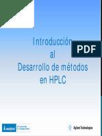 Intro Al Desarrollo de Metodos HPLC