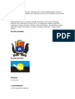 Informacion Sobre El Estado Zulia